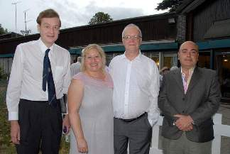 Alan's wedding 2011